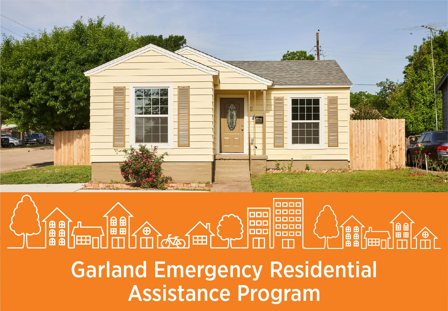 Garland Emergency Residential Assistance Program_360x250